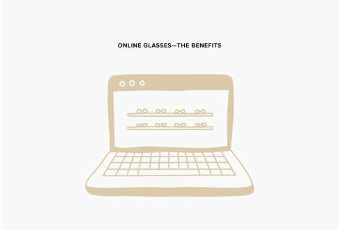 Online Glasses – The Benefits