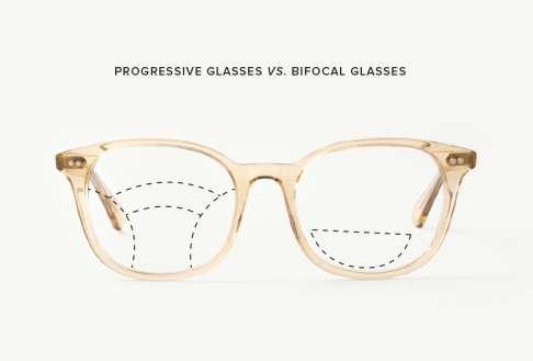 Progressive Glasses Vs. Bifocal Glasses