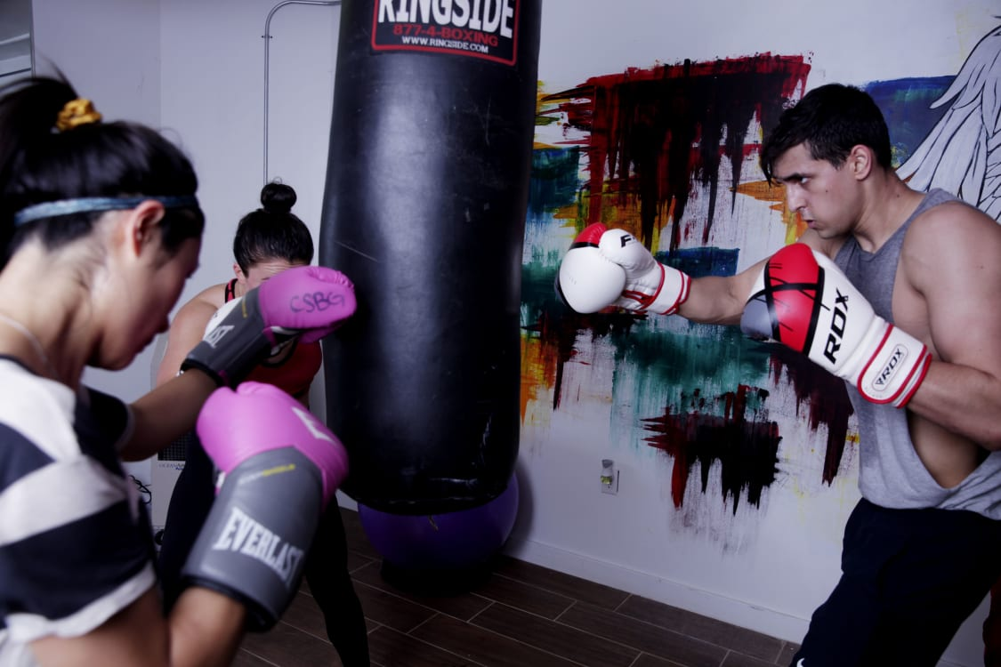 Hudson Boxing Gym: Read Reviews and Book Classes on ClassPass