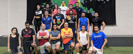 Fitness & Football with Fitball Factory