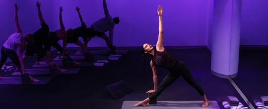 Peloton Yoga Studio