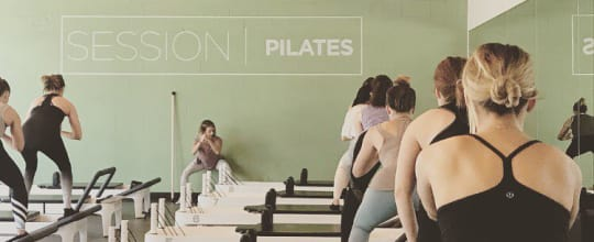 SESSION Pilates