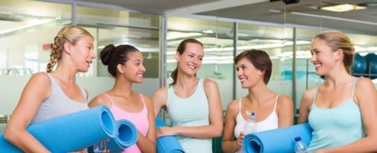Fitness Hot Yoga