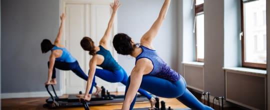 The Body in Balance Pilates Studio