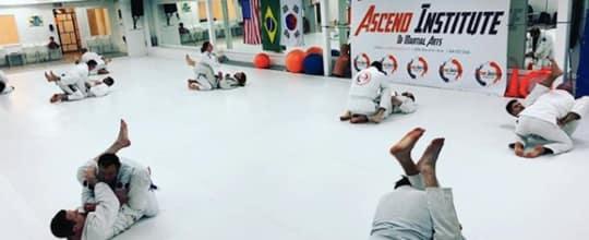 Ascend Institute of Martial Arts