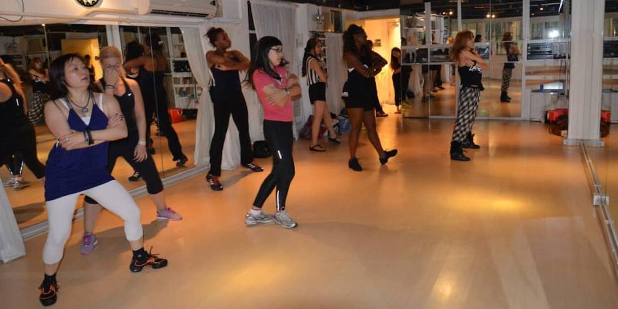 Jazz Funk at DANCE@CENTRAL: Read Reviews and Book Classes on