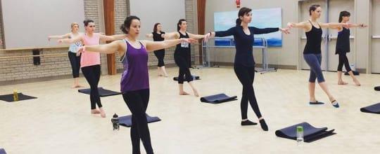 Ballet Barre Works