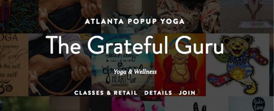 Atlanta PopUp Yoga