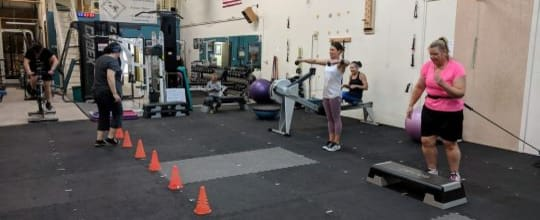 Jim's Gym