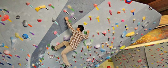 Freestone Climbing Center