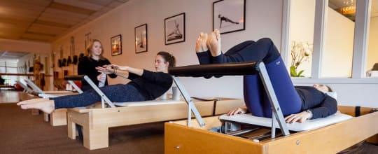 The Pilates Bodyshop