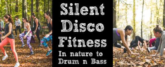 Silent Disco Fitness