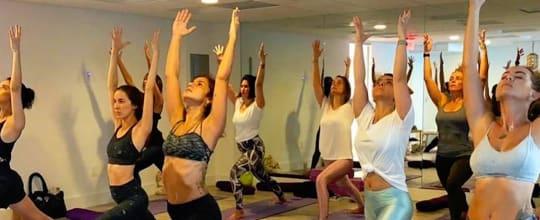 Leela Shala Yoga Studio