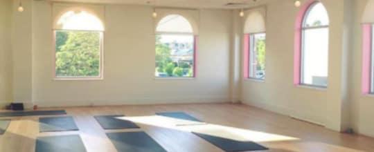 (Here) Yoga