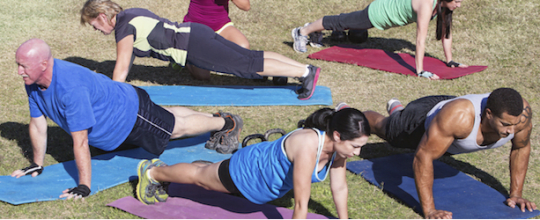 Laurie Granger Boot Camps