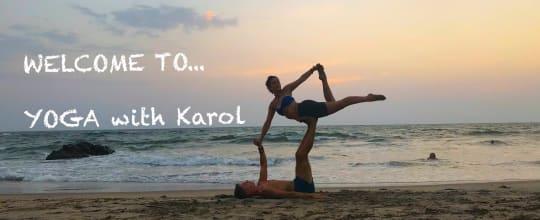 Yoga with Karol