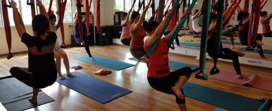 Hing Yoga and Dance