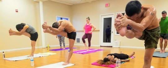 Bikram Yoga Works