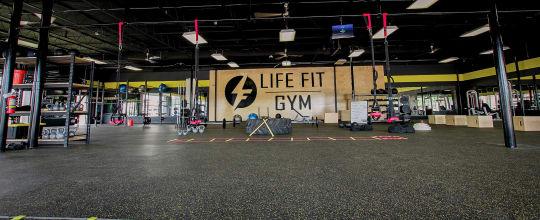 Life Fit Gym - Champion