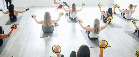NuPower Yoga + Barre