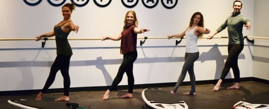 Hang 5 Fitness