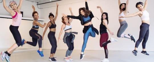 K-Lynne Dance Fit - Gibney Dance