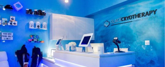 Glace Cryotherapy Mountain View