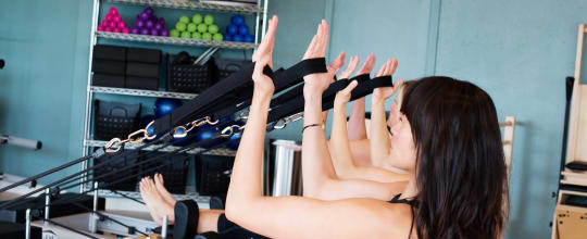 The Pilates Barre, Portland