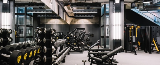 The Bunker Gym