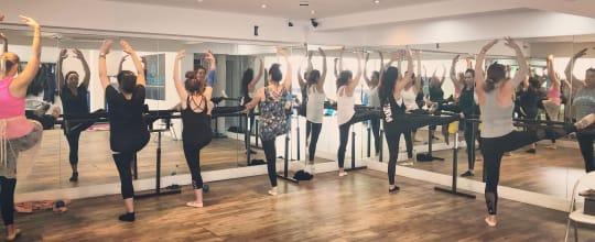 Ballet Barre Fitness