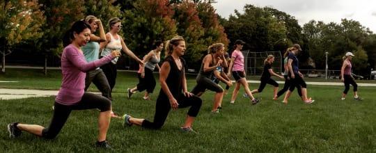Nikki Fraser Fitness