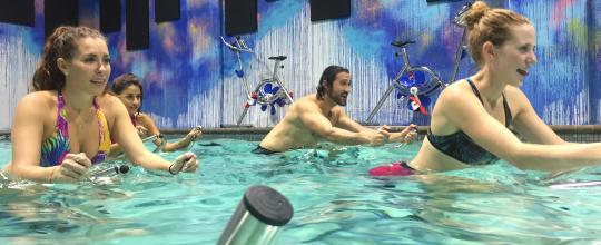 WaterBiking Studio