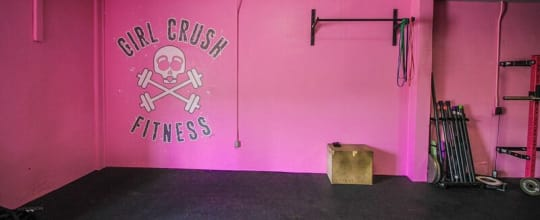 Girl Crush Fitness