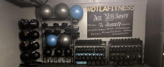 DTLA Fitness