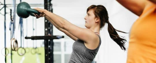 Michigan Kettlebells Strength & Training Center