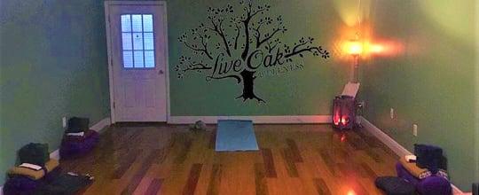 Live Oak Yoga & Massage