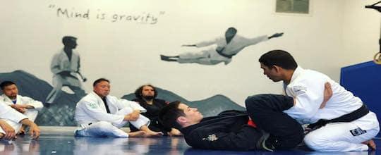 ZR Team Brazilian Jiu-Jitsu - Pasadena