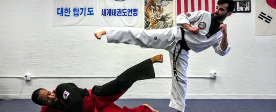 Golden Tiger Tae-Kwon Do