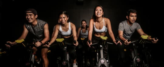 Cyclehouse Indoor Cycling