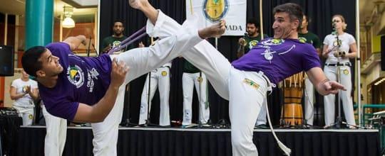 Axé Capoeira Calgary