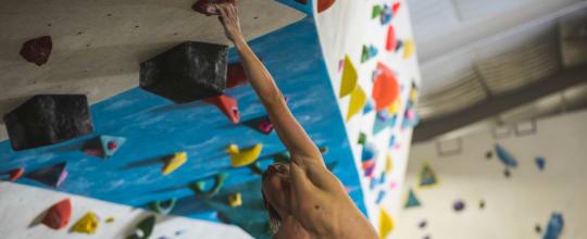Grotto Climbing & Yoga