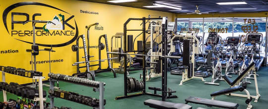 Peak Performance Fitness & Wellness Center