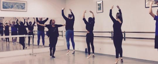 Balletiquette Dance/Bay Park Pilates