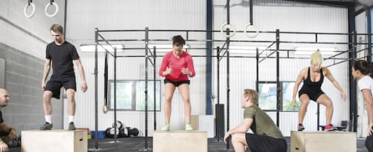 Strong Tower CrossFit