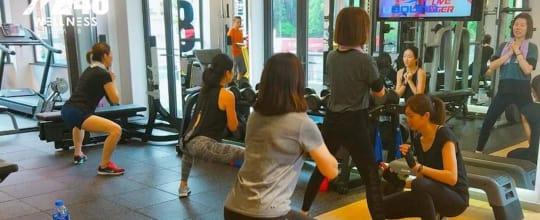 M48 Fitness Club