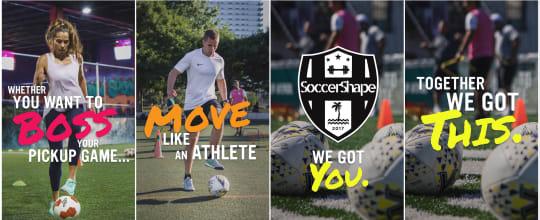 SoccerShape