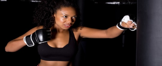 Fight Into Fitness