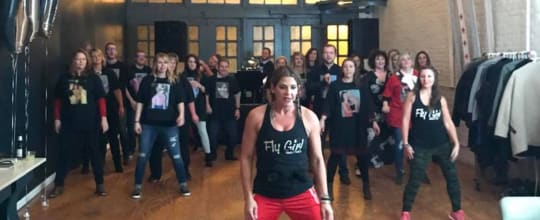 Fly Girl Dance & Fitness