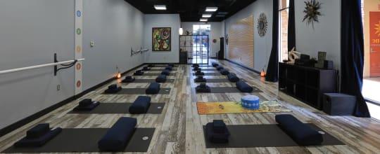 Cynshine Yoga, Pilates & More