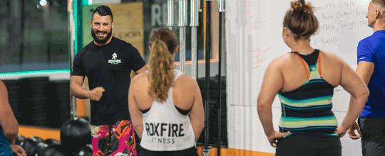 RoxFire Fitness